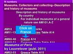 museums collectors and collecting description and history of museums