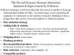 the second dynamic strategic interaction imitation improvement by followers17