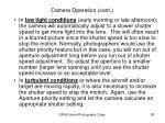 camera operation cont28