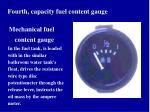 fourth capacity fuel content gauge