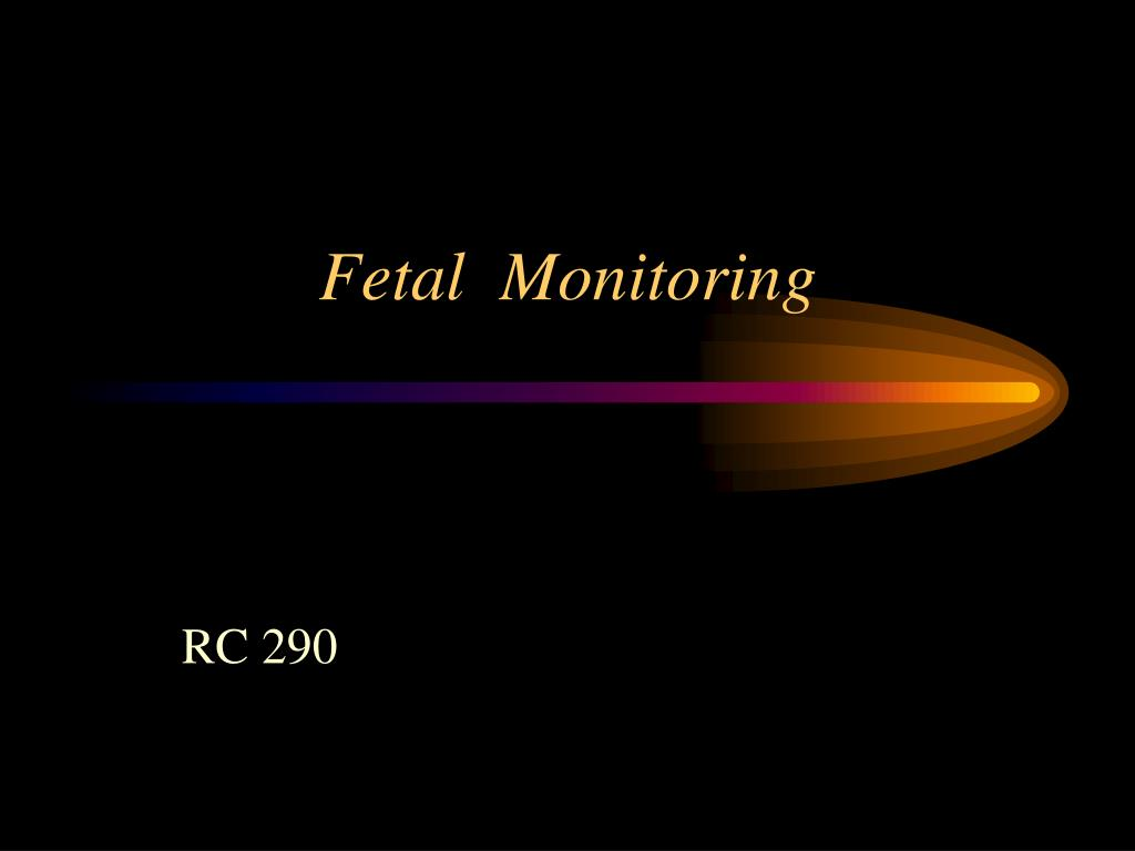 fetal monitoring l.