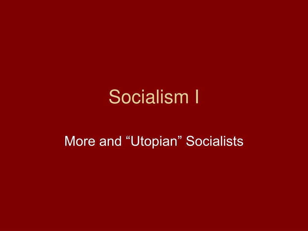 socialism i l.