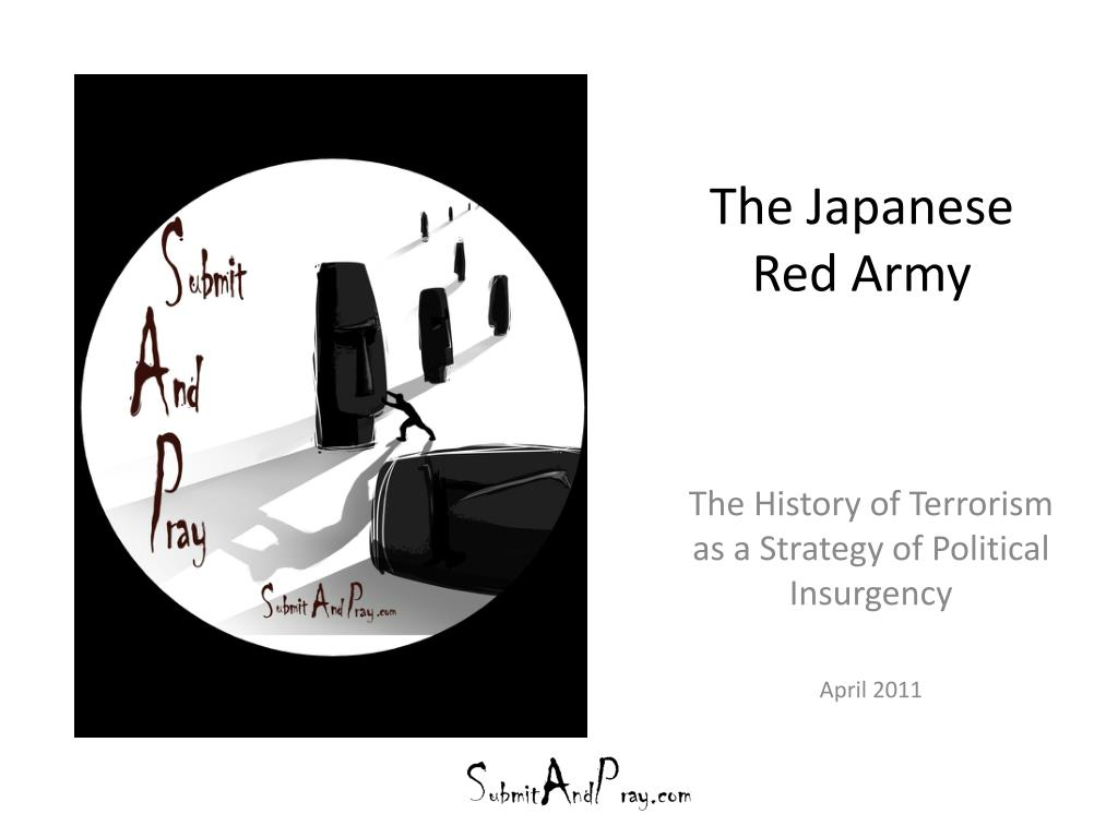 the japanese red army l.