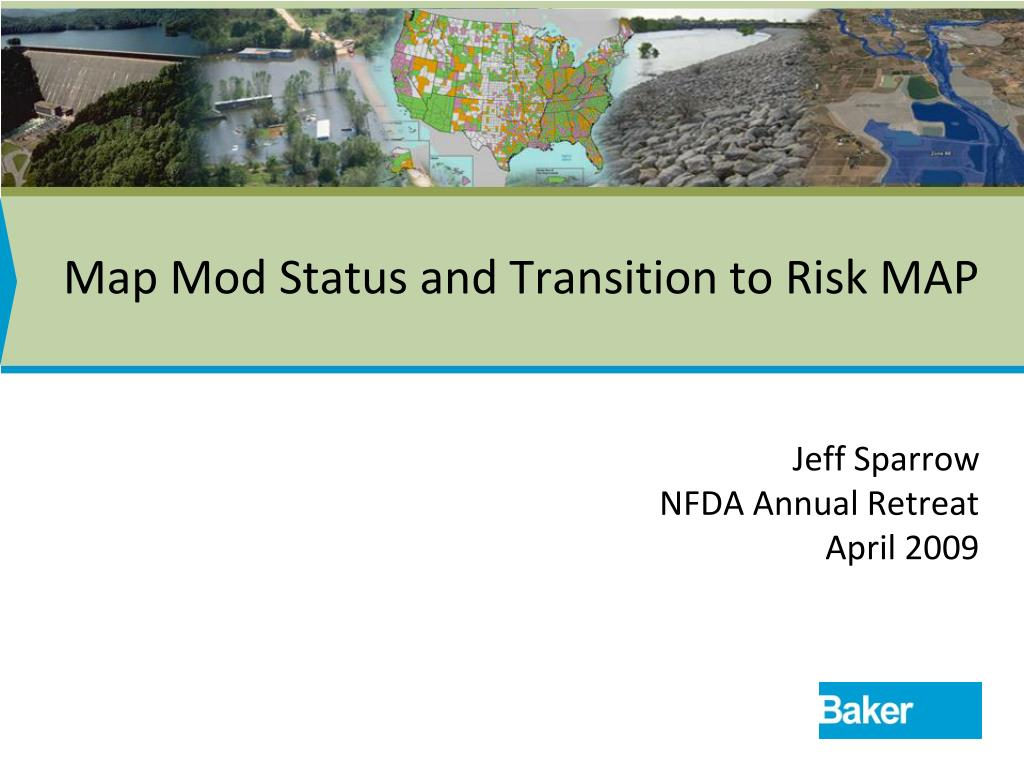 map mod status and transition to risk map l.