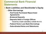 commercial bank financial statements115