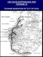 1953 suva earthquake and tsunami 3 tsunami inundation of city of suva