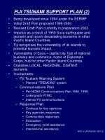 fiji tsunami support plan 2