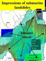 impressions of submarine landslides