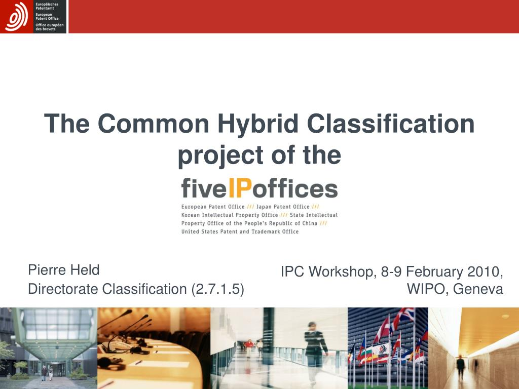 the common hybrid classification project of the l.