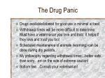the drug panic