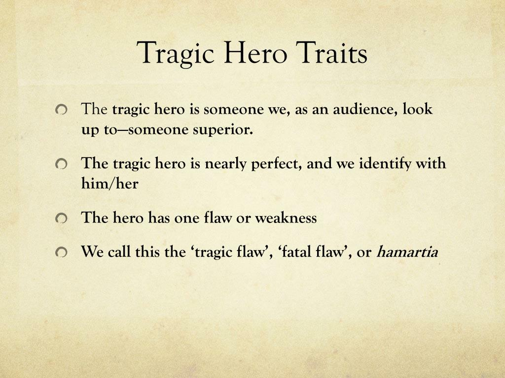 hero and anti hero essay