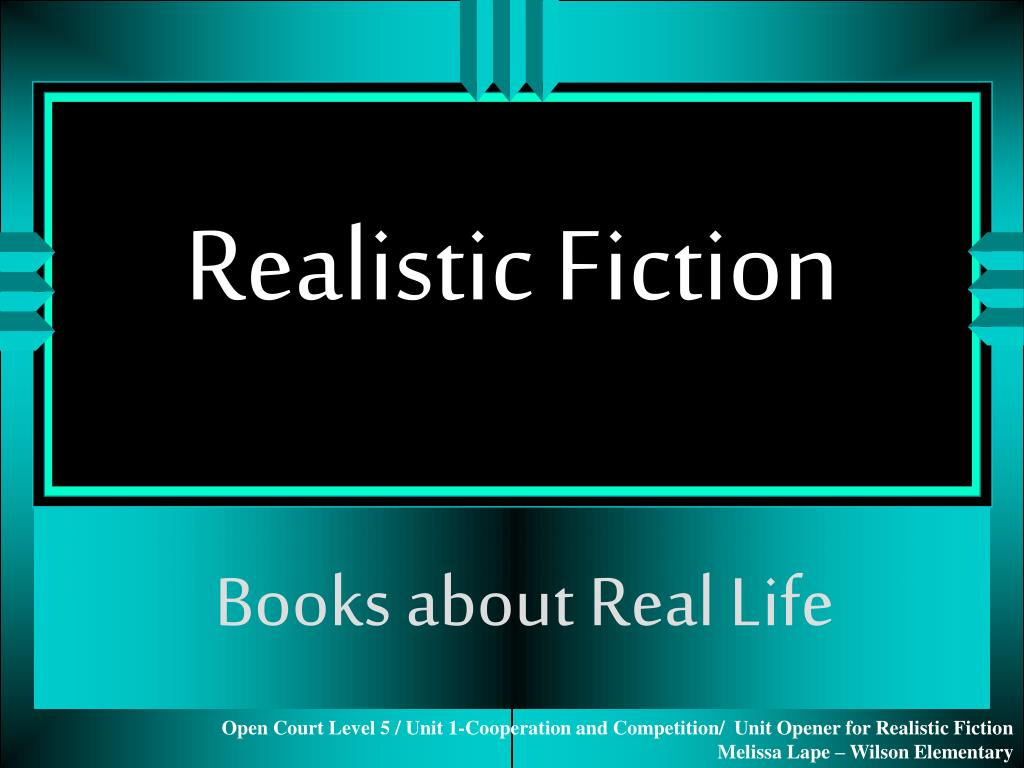 realistic fiction l.