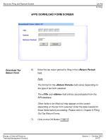 efps download form screen