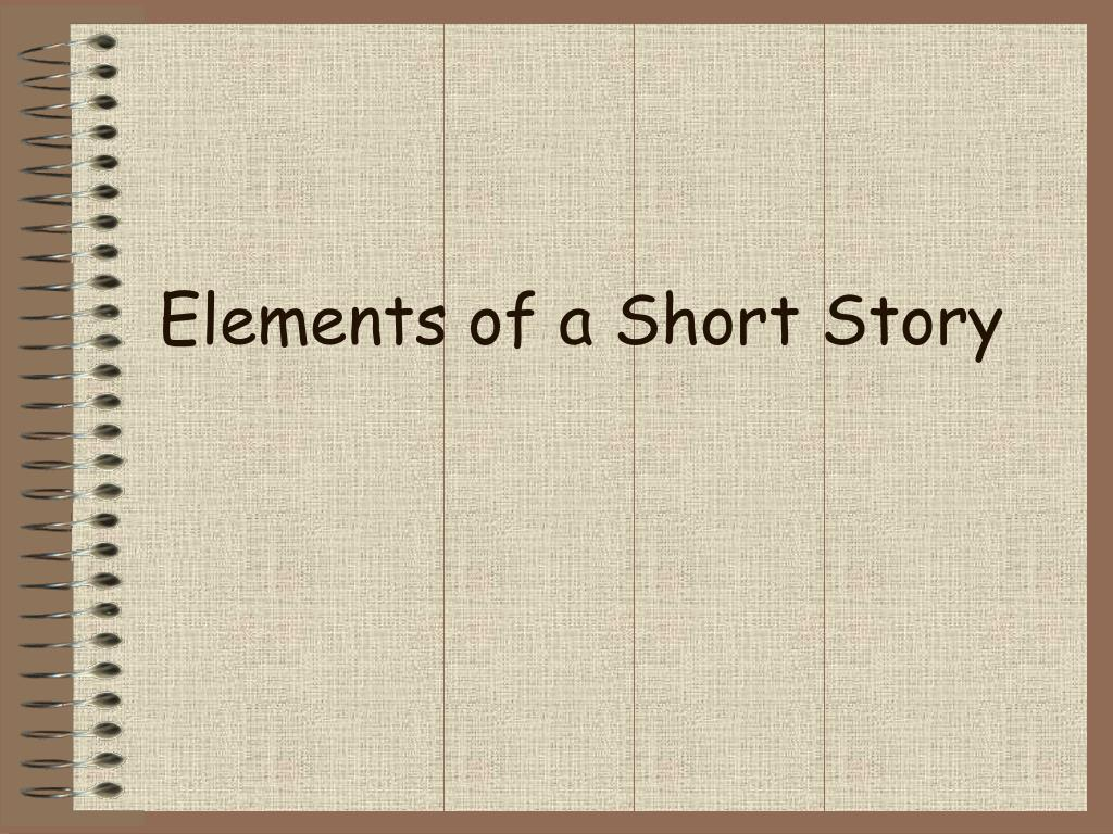 elements of a short story l.