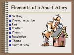 elements of a short story12