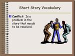 short story vocabulary7