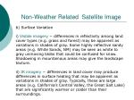 non weather related satellite image98