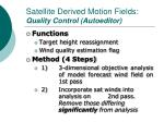 satellite derived motion fields quality control autoeditor