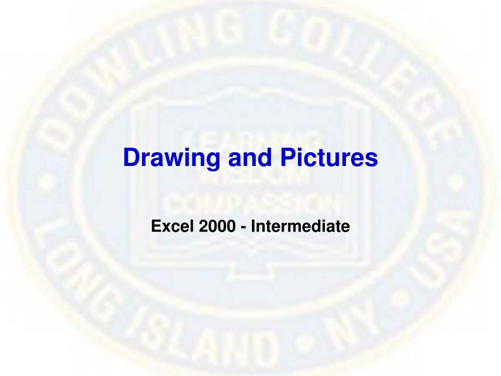 Drawing and Pictures