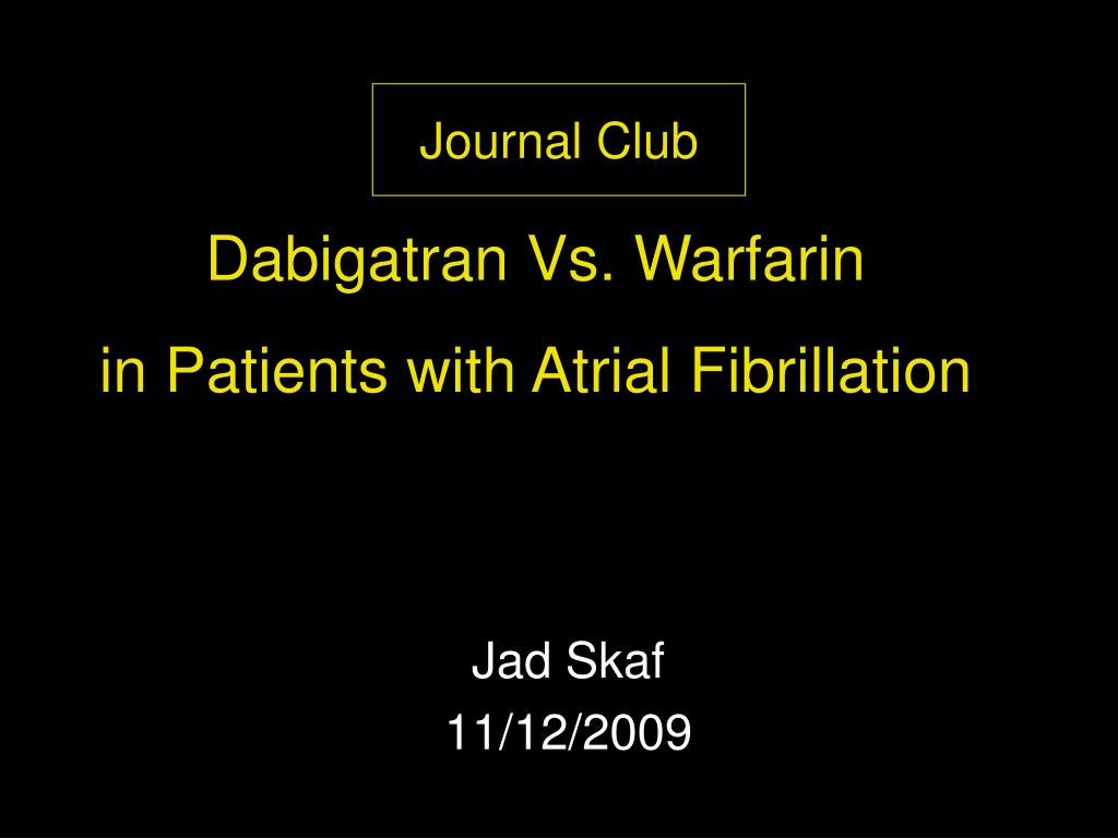 journal club l.