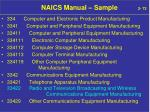 naics manual sample 2 73