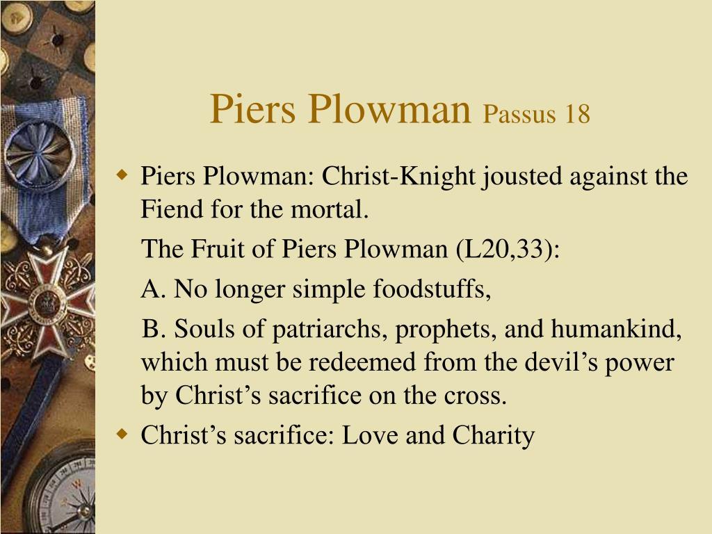 piers plowman passus 18 l.