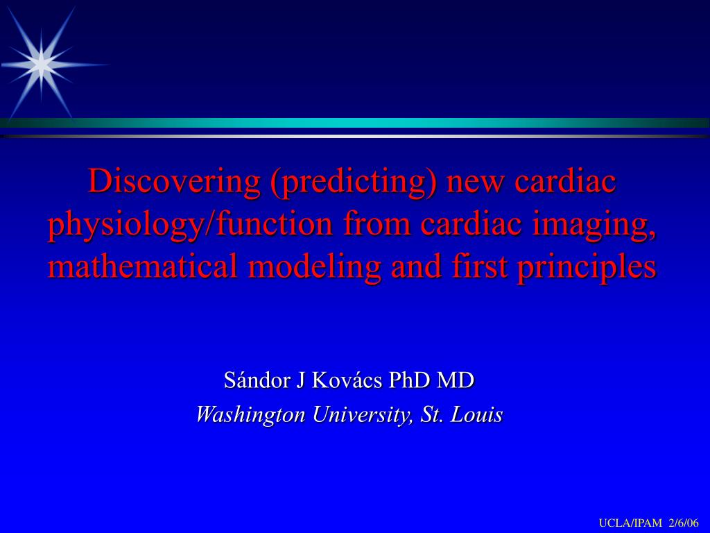 s ndor j kov cs phd md washington university st louis l.