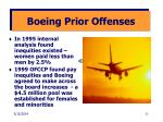 boeing prior offenses