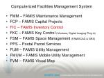 computerized facilities management system47