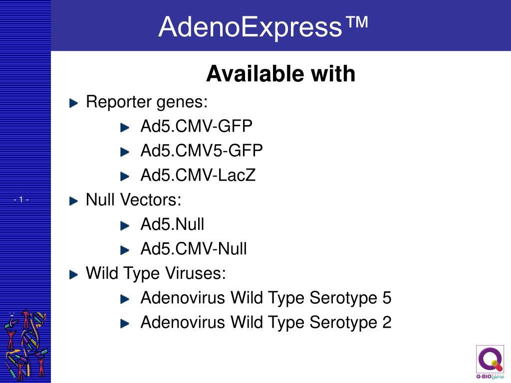 adenoexpress