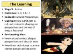 the learning34