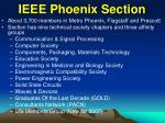 ieee phoenix section