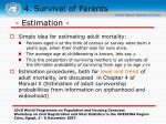 4 survival of parents38