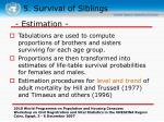 5 survival of siblings46