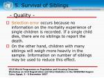 5 survival of siblings48