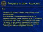 progress to date accounts60