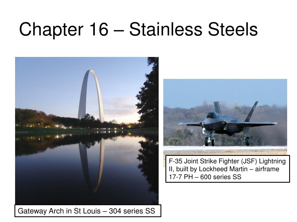 chapter 16 stainless steels l.