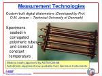 measurement technologies16