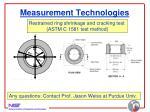 measurement technologies25