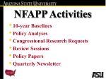 nfapp activities