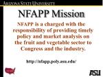 nfapp mission