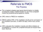 referrals to fmcs42