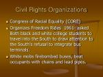 civil rights organizations1