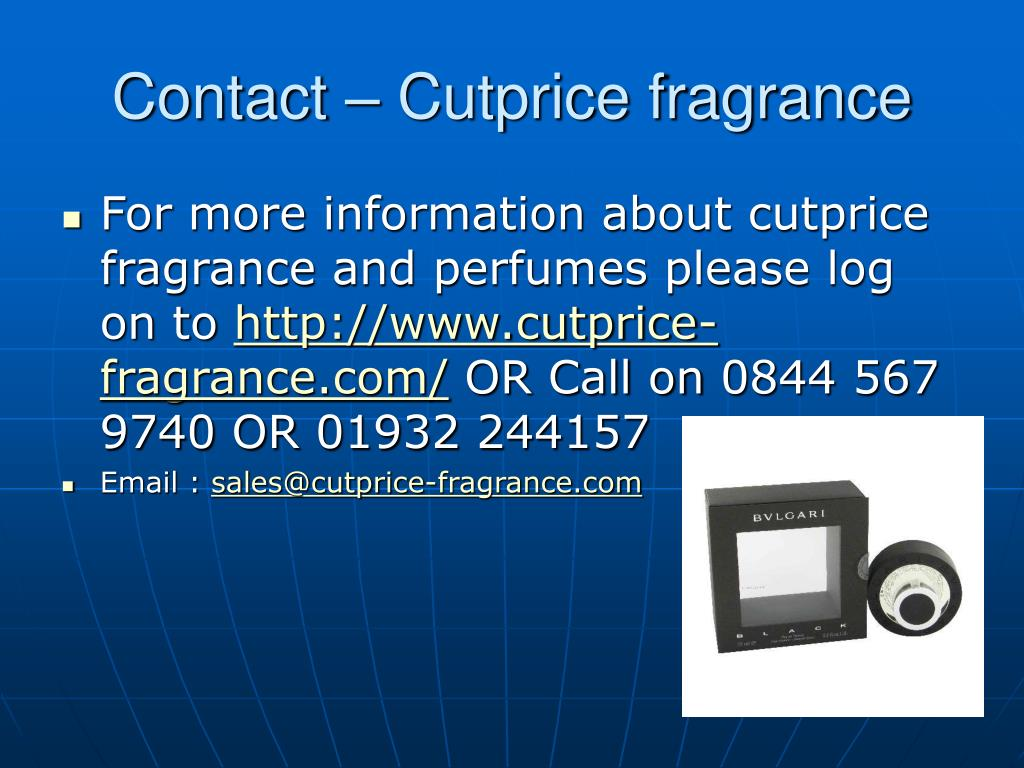 Contact – Cutprice fragrance