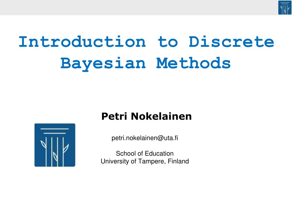 petri nokelainen@uta fi school of education university of tampere finland l.