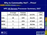 why is commodity hot price
