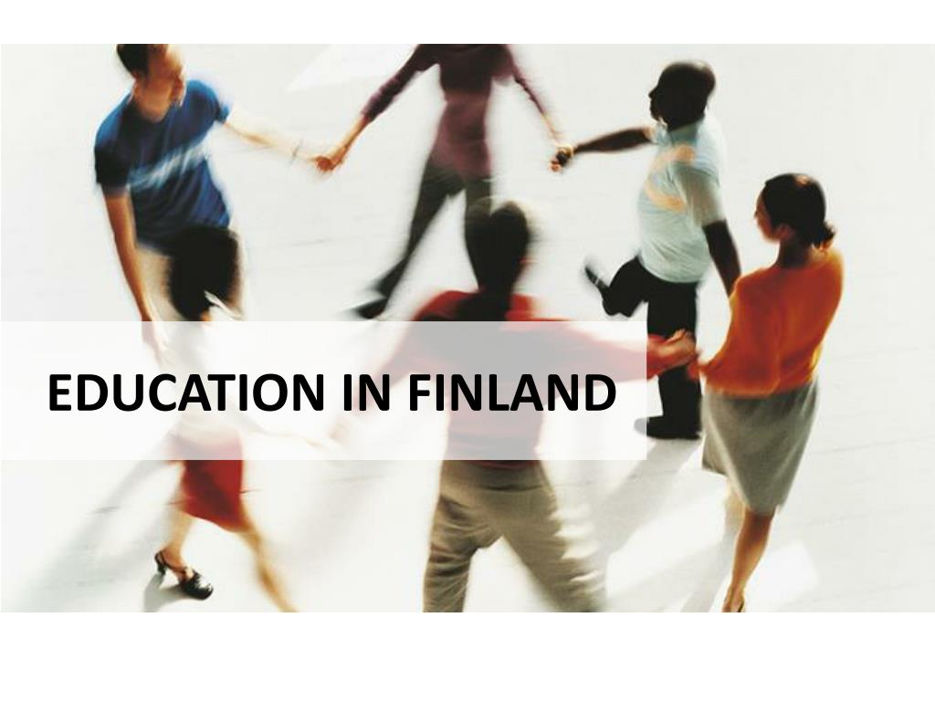 education in finland l.