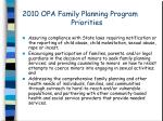 2010 opa family planning program priorities6