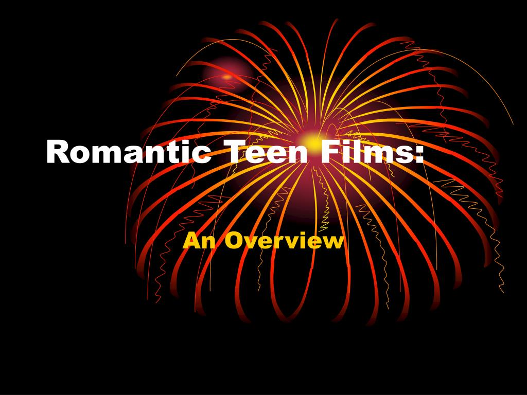 romantic teen films l.