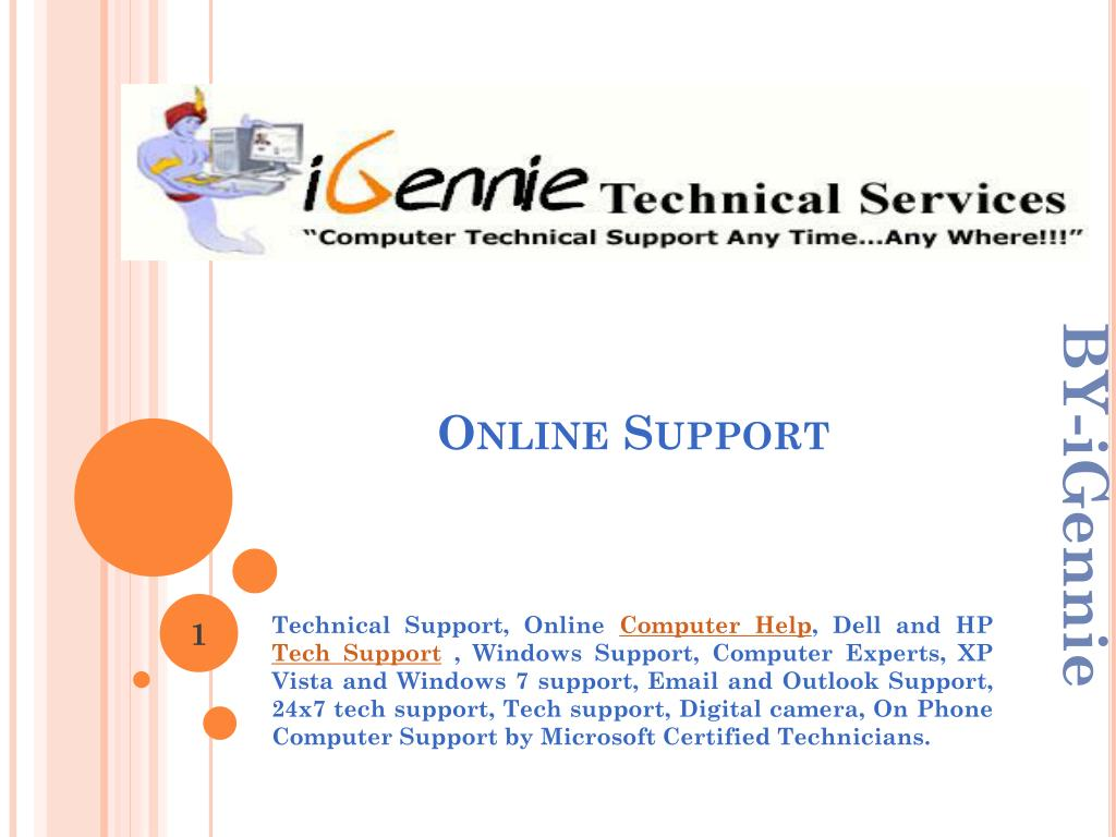 online support l.